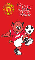 Ręcznik Manchester United 30x50 Fred The Red 9307