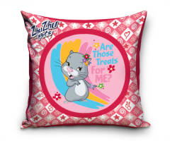 Poszewka Zhu Zhu Pets 40x40 6313 Are Those treats For Me