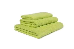 Ręcznik Basic 50x90 limonkowy parrot green frotte 520 g/m2 Nefretete