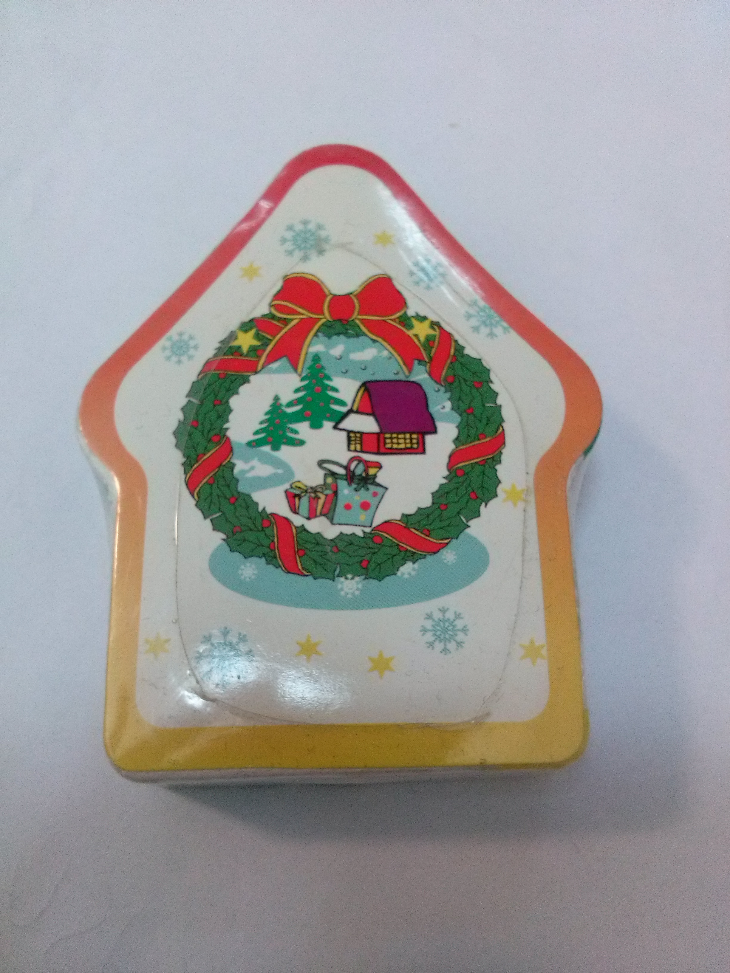 Ręcznik magiczny świąteczny 30x50 Domek Boże Narodzenie Niska Cena