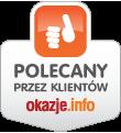 KARO.waw.pl polecane jest przez klientów na portalu okazje.info